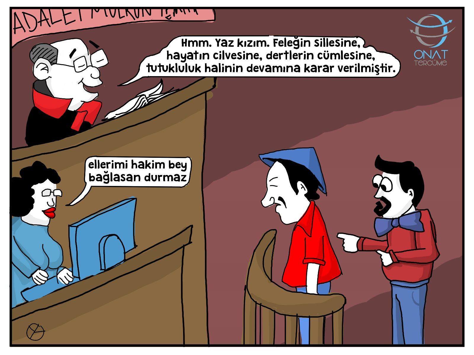 tercüman taci mahkeme
