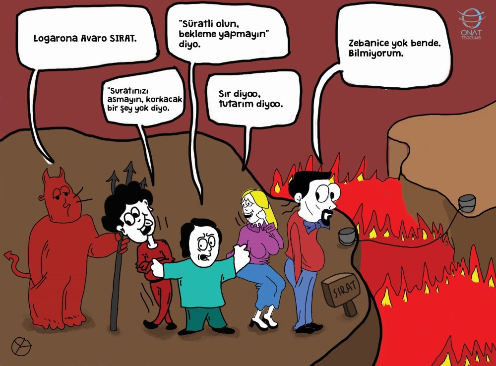 Tercüman Taci, Tercüman Taci Sırat Zebani