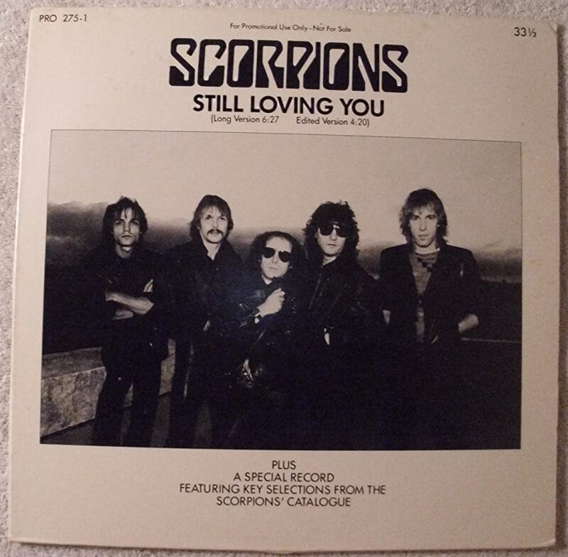 Scorpions - Still Loving You Türkçe Çevirisi